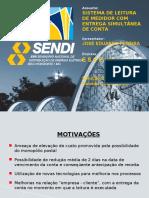 _apresentação on-site Sendi