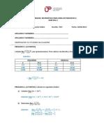Solucion Practica Calificad Matematica para los negocios