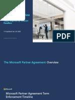 Guide - Partner Center Onboarding and Microsoft Partner Agreement (Reseller)
