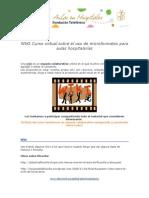 WIKI Curso Virtual Sobre El Uso de Microformatos Para Aulas Hospital Arias