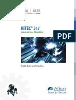 Afton Chemical HiTEC-317_PDS