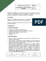 PROCESAMIENTO Y DIGITALIZACIÓN DE IMAGENES