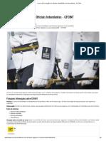 Curso de Formação de Oficiais Intendêntes da Aeronáutica - CFOINF