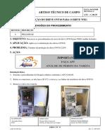Manual Otis Substituição OVF10 Por WEG CFW09