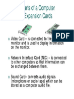 Computer Expansion Cards