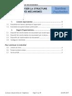 Ad1. O1 - Analyser La Structure Des Mécanismes