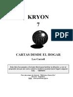 Carroll, Lee - KRYON 7