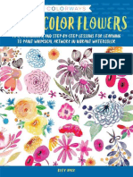 Bley Hack - Watercolor Flowers