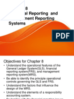 chapter8 fiancial reporting by james hall