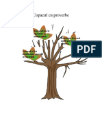 Copacul cu proverbe