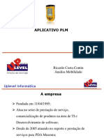 Apresentacoa CERON - Uplevel - PLM