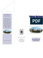 Dakota Horizons Brochure