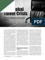 Global Talent Crisis