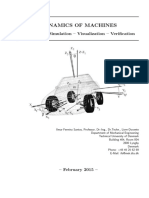 Dynamics of Machines - Part I - IFS