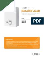 Caldera  Aqua Plus Manual Usuario