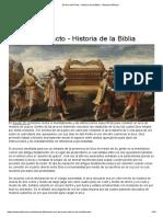 El Arca del Pacto - Historia de la Biblia - Historias Bíblicas