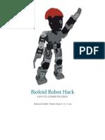 Bioloid Robot Hack