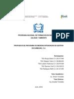 Informe Final de Proyecto. PMIG T-3