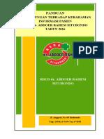 2.a HPK 1.6 Cover Perlindungan Terhadap Kerahasian Informasi Pasien