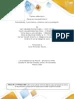 Anexo 1 -  Formato de entrega - Integrado