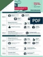 Agenda 3 Congreso RJA