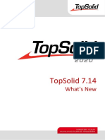 TopSolid What's New
