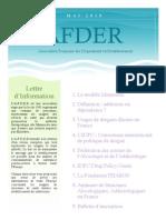 Lettre Information AFDER1