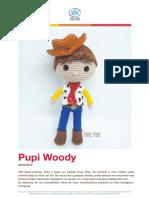 Amigurumi Woody