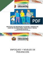presentacion protocolo de violencia CASA CAMPESTRE