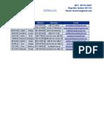 Actividad 4 Excel