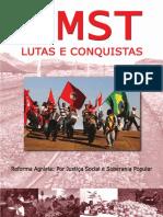 MST Lutas e Conquistas - MST, 2010