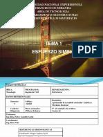 ESFUERZO SIMPLE 2020.pptx