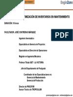 GESTIÓN DE INVENTARIOS PARA MANTENIMIENTO-ENGINZONE