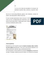 Textos argumentativos y textos expositivos