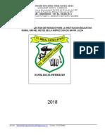 PLAN ESCOLAR GR  ACTUAL- 2018 -ULTIMO 29-N-2018