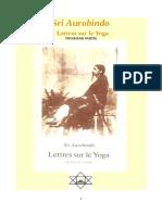 03-Lettres Sur Le Yogas-3ème Partie
