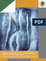 Manual de Procedimientos y Organizacion de La Clinica de Col