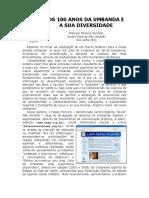 Marcelo Oliveira Serrano - Os 100 Anos da Umbanda e a sua Diversidade.pdf
