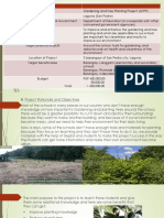 project proposal presentation