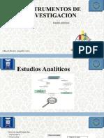 TIPOS DE ESTUDIOS