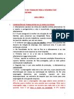 CURSO CEAP - DIREITO DO TRABALHO