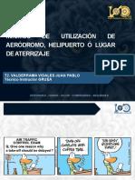 MINIMOS DE UTILIZACIÓN DE AERODROMO 2019.pptx