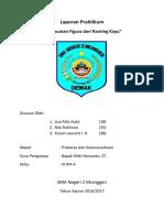 Laporan Praktikum PraKwu (Pembuatan Figura dari Ranting Kayu)