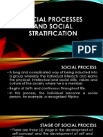 SOCIAL PROCESSES AND SOCIAL STRATIFICATION.pptx