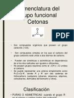 nomenclatura del cetonas y aldehidos