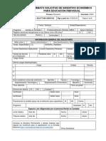 080. FORMATO SOLICITUD INCENTIVO ECONOMICO PARA EDUCACION INDIVIDUAL EDU-FT-080-JINEN-V02
