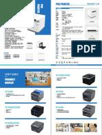 80 Thermal Printer Catalog