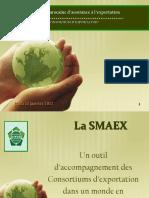Consortium SMAEX Presentation Membres AMITH