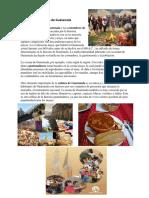Elementos culturales de Guatemala