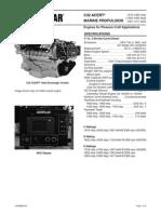 Cat C32 ACERT Spec Sheet - Pleasure Craft[1]